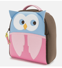 Hoot Owl Toddler Backpack - Make Me Yours Toy Studio