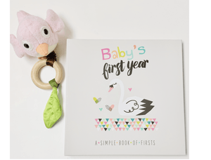 Baby's First Year - Make Me Yours Toy Studio