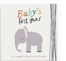 Baby's First Year - Animals - Make Me Yours Toy Studio