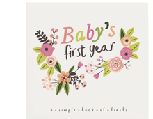 Baby's First Year - Artist - Make Me Yours Toy Studio