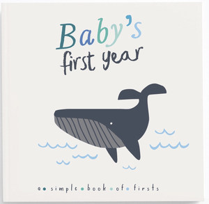 Baby's First Year - Captain - Make Me Yours Toy Studio