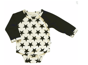 All Stars Bodysuit - Indigo - Make Me Yours Toy Studio