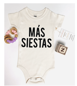 Mas Siestas Onesie - Make Me Yours Toy Studio