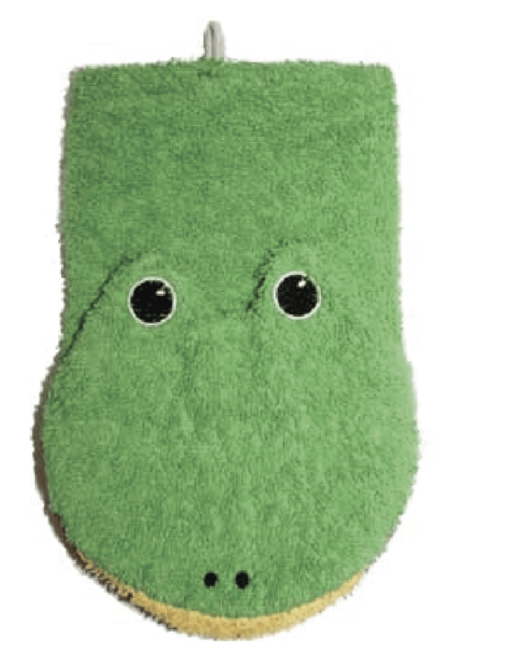 Froggy Organic Washcloth Puppet - Make Me Yours Toy Studio