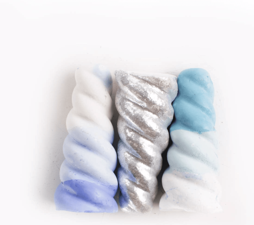Narwhal Horns Sidewalk Chalk - Make Me Yours Toy Studio