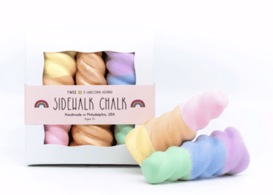 Unicorn Horn Sidewalk Chalk - Make Me Yours Toy Studio