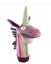 Wool Unicorn Puppets - Make Me Yours Toy Studio
