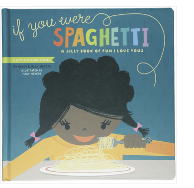 If You Were Spaghetti - Make Me Yours Toy Studio