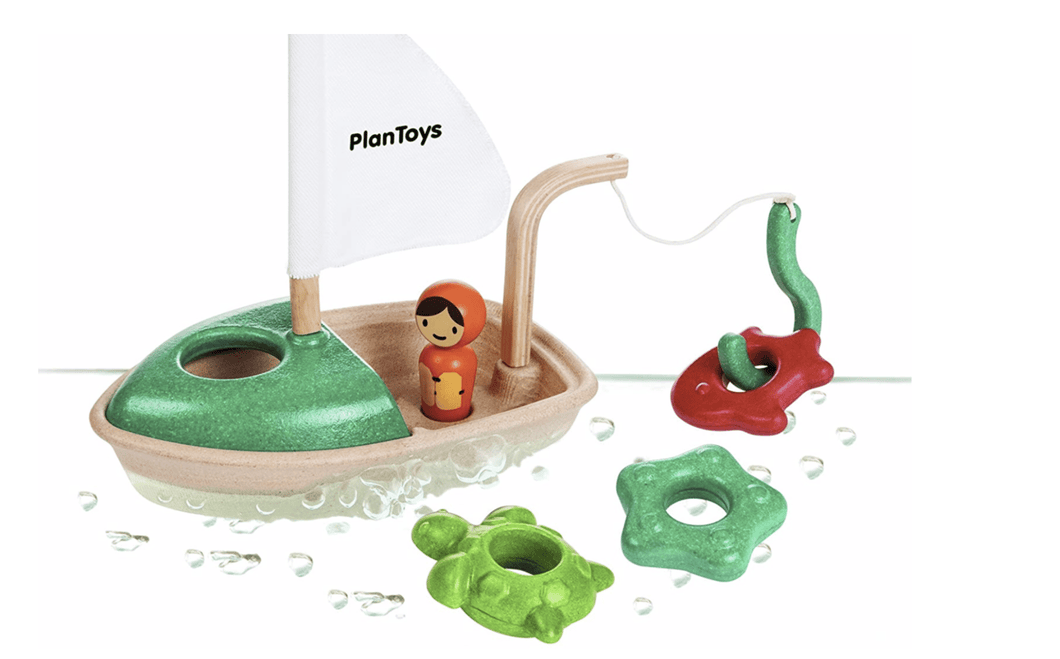 Activity Boat - Make Me Yours Toy Studio
