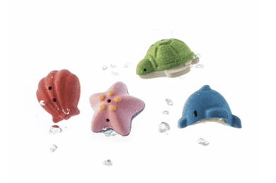 Sea Life Bath Set - Make Me Yours Toy Studio