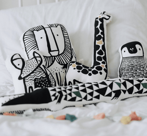 Alligator Throw Pillow - Make Me Yours Toy Studio