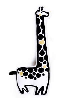 Giraffe Throw Pillow - Make Me Yours Toy Studio