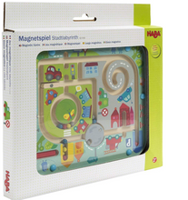 Magnetic Town Maze Game