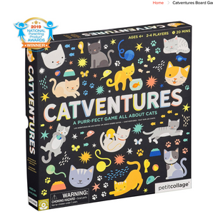 Catventures Multi-lingual Board Game