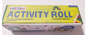 Eric Carle Activity Roll