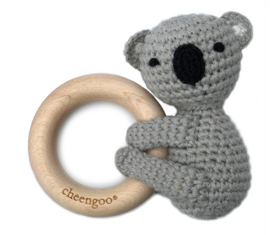 Koala Teether Rattle