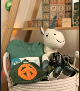 Unicorn Greens Gift Basket