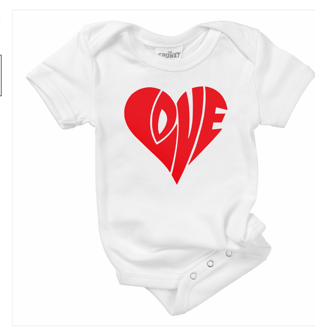 Organic Love Bodysuit