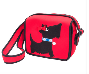 Scottie Messenger Bag
