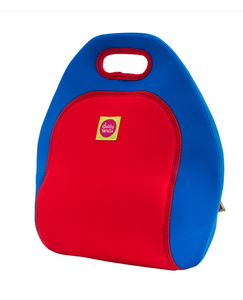 Race car lunch bag