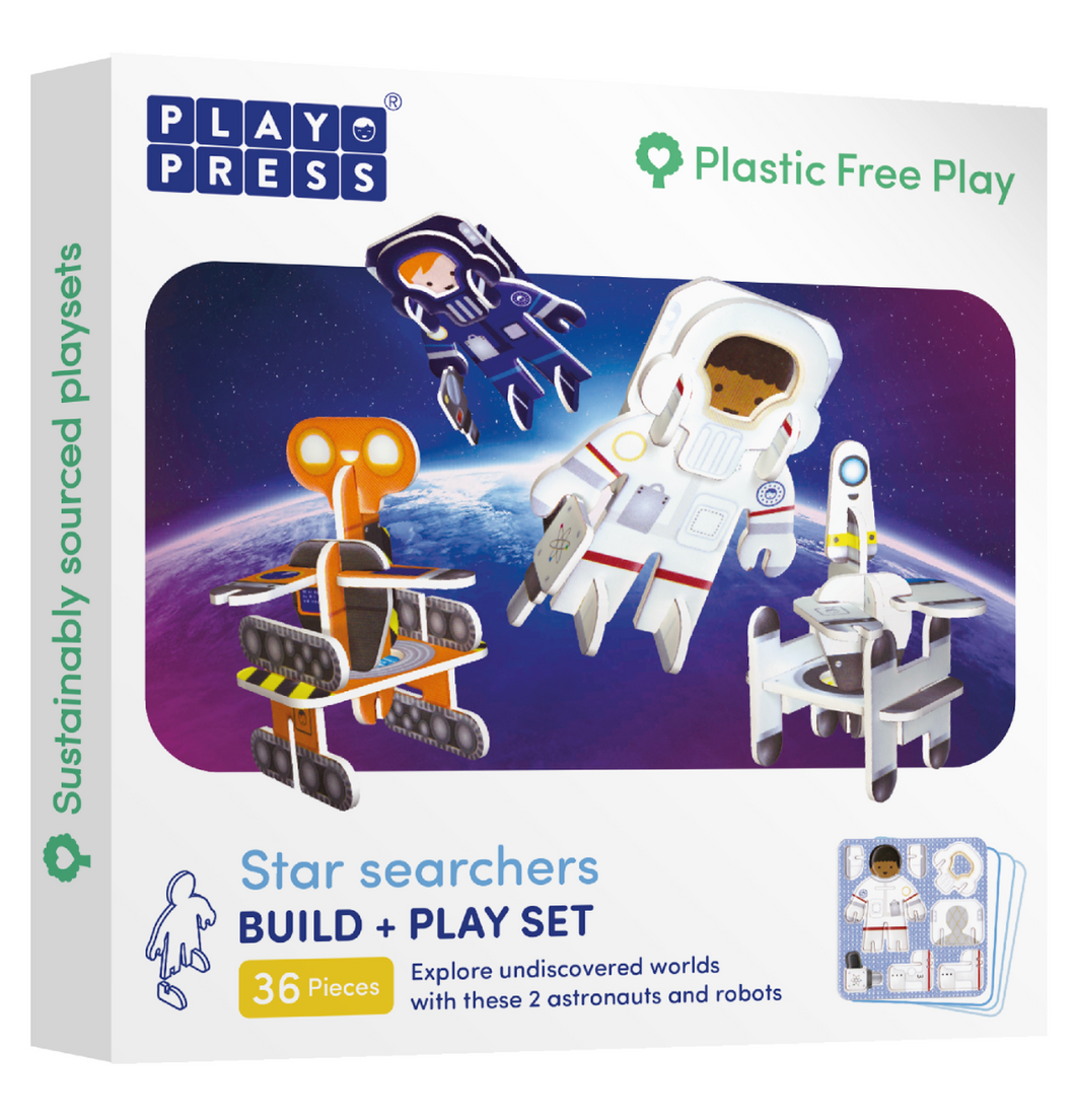 Star Searchers Play Set