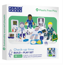 Check Up Time Playset