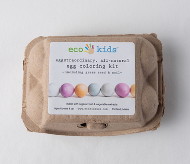 Eco-Friendly Egg Coloring Kit
