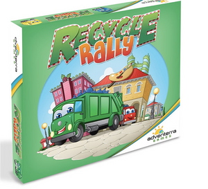 Recycle Rally Game