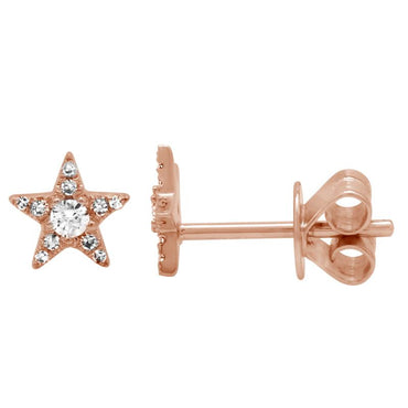 ALEV Mini Diamond Star Stud