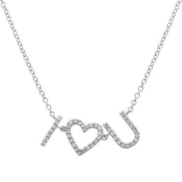 ALEV Collar I Love You - Camila Canabal Shop