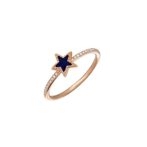 ALEV Anillo Blue Star