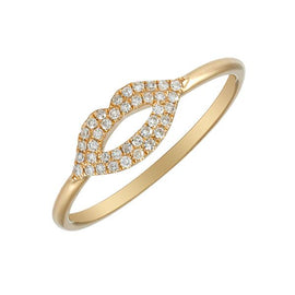 ALEV Anillo Lips Stack - Camila Canabal Shop