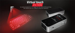 Portable Virtual Laser keyboard - Wish-n-Bliss