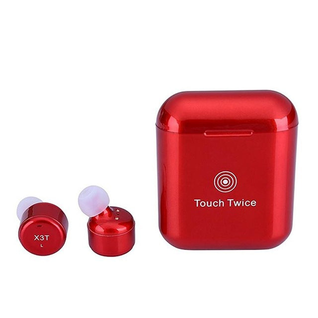 True Wireless binaural  Touch Earbuds - Wish-n-Bliss