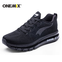 Air Cushioned Breathable Running Shoes - Wish-n-Bliss