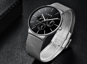Men's Ultra-thin Watch - Wish-n-Bliss
