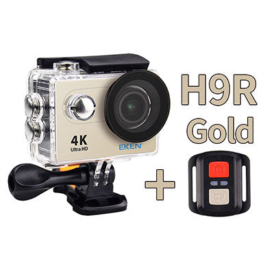 Ultra FHD 4K Sport and Underwater Camera - Wish-n-Bliss