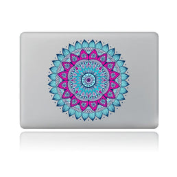 Sticker Mandala Macbook