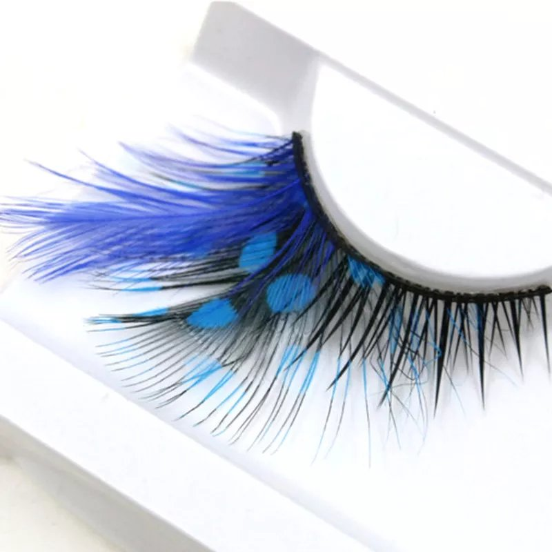 Luxury Handmade Feather & Fiber Lashes