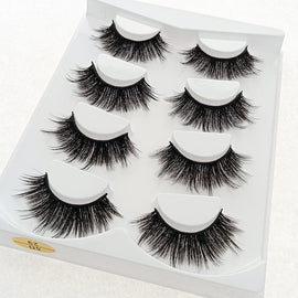 ELONGATED 5D FIBER LASHES