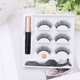 #1 BEST SELLER LUXURY 3D MAGNETIC EYELASH KIT