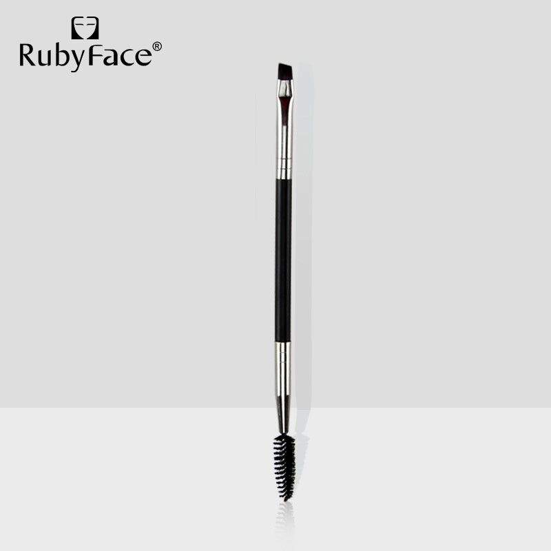 Double Eyebrow Spiral Brush