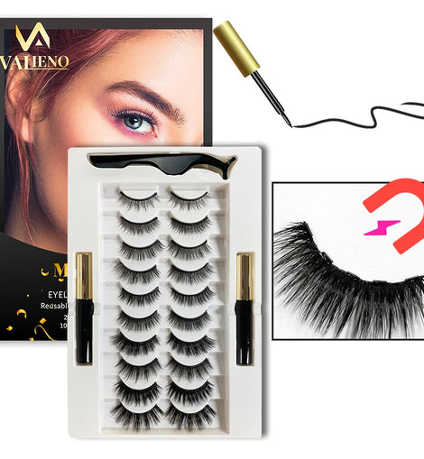 #1 BEST SELLER LUXURY MAGNETIC EYELASH KIT