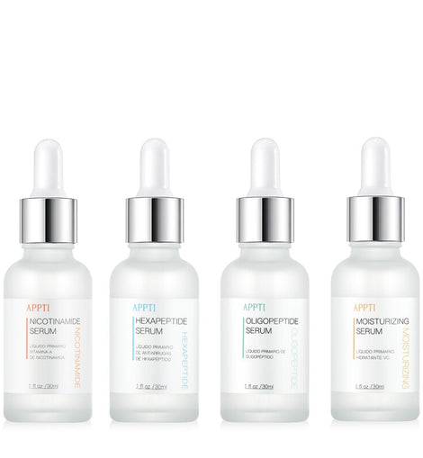 Luxury Clinical Strength Facial Serums