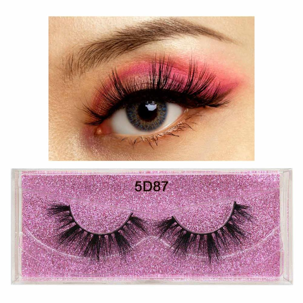 5D Real Mink Lashes