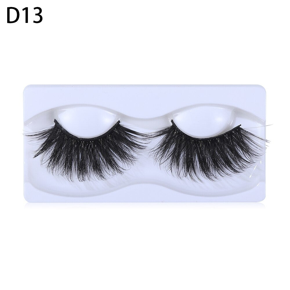 LUXURY MAGNETIC LASHES (Handmade & Vegan Single Sets)