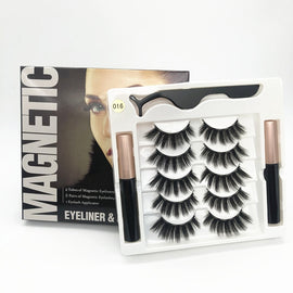 #1 BEST SELLER LUXURY MAGNETIC EYELASHES