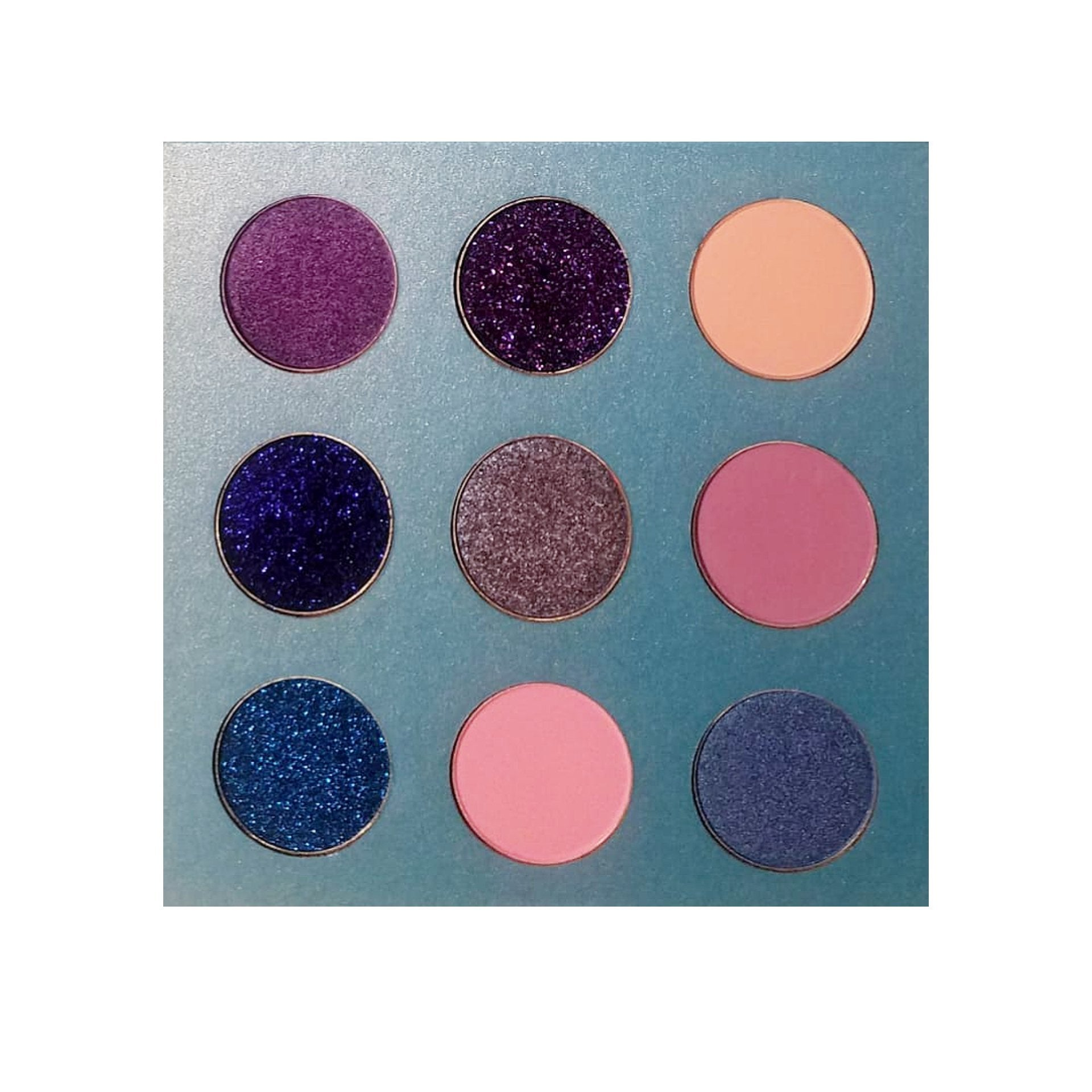 Pink Blueberry 9pc Eyeshadow Palette