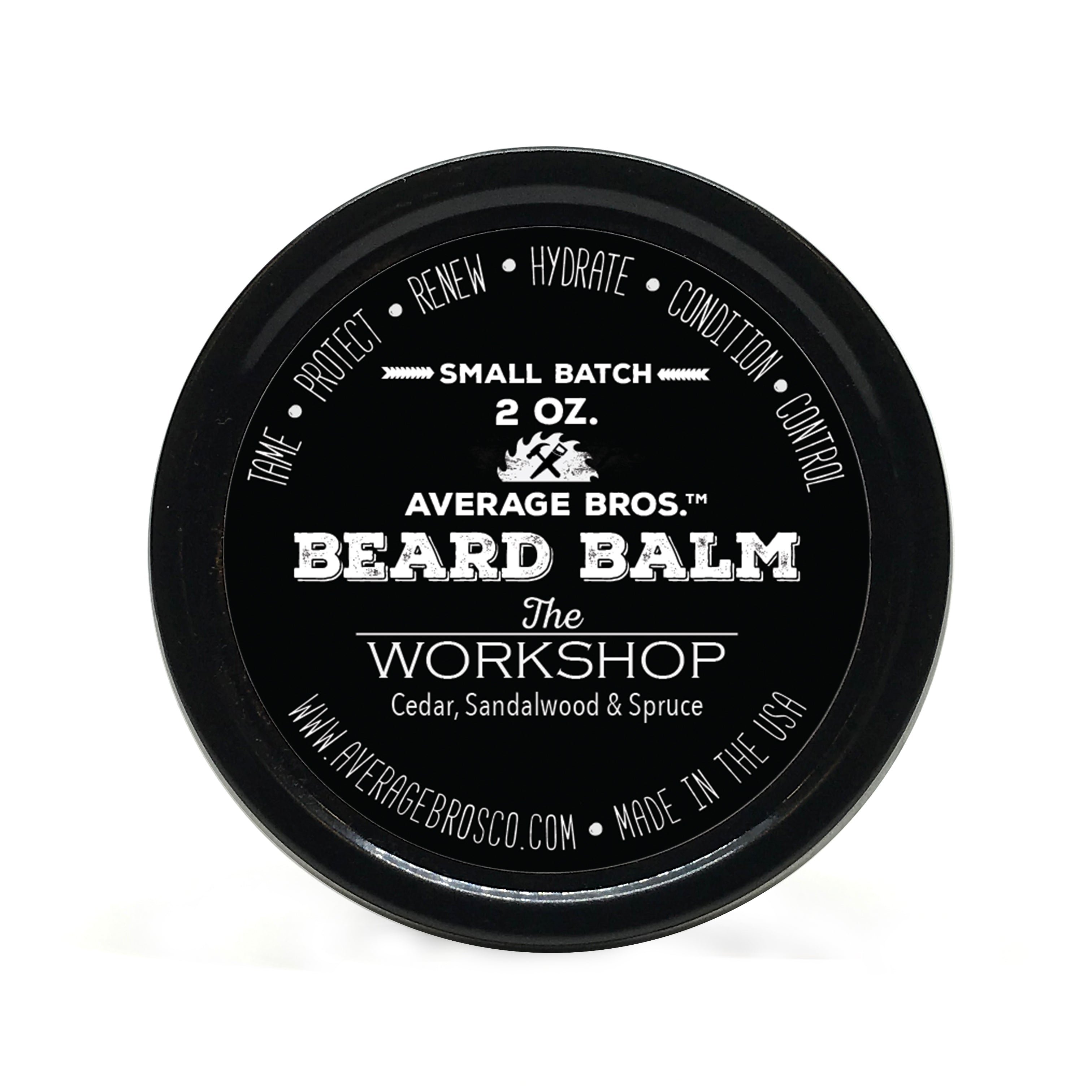 The Workshop - Beard Balm