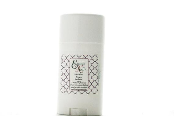 Lavender Dream Natural Deodorant